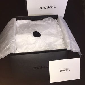 Authentic Chanel Box etc.